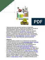 Historia Tabela Periodica