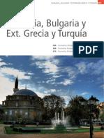 Circuitos Rumanía y Bulgaria | Mapaplus 2014 - 2015