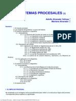 Los Sistemas Procesales - Adolfo Alvarado Velloso