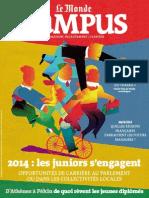 Le Monde-Campus Mars 2014