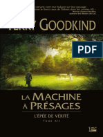 Machine a Presages, La - Terry Goodking
