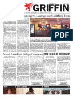 The Griffin, Vol. 4.5, March 2014