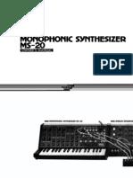 Ms 20 User Guide