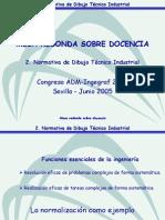 Mesa de Docencia-Normativa