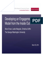 Developing an Engagement Model from the Inside Out (214634638)