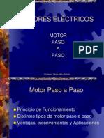 Curso Motores Electricos Motor Paso a Paso