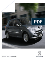 Manual Usuario Peugeot 207