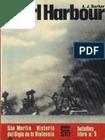 (Batallas Libro No.1) Pearl Harbour