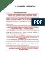 INSPEÇÃO INDUSTRIAL E SANITÁRIA DE CARNES E DERIVADOS - CAPÍTULO VI - Inspeção Pos mortem - CONSERVAS ok.docx