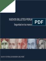 billetes - BCRP