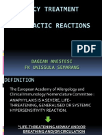 Anaphylactic Reactions - NEW - Copy