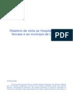 Relatório de Epidemiologia