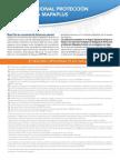 Condiciones Generales Europa, Hoteles y Seguro de Asistencia | Mapaplus 2014 - 2015