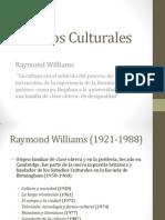 Estudios Culturales r Williams