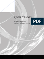 """A Sparkling Party"" - Selected Works in Silver - Kevin O'Dwyer"