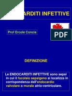 ENDOCARDITI INFETTIVE 2009