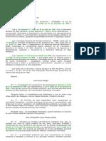Resolução Nº 006 (18.10.99) - Infrações, Penalidades e Proce