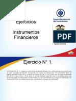 13 Taller Instrumentos Financieros