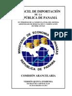 Arancel Nacional V Enmienda (Decreto de Gabinete No.49) 28-12-11.pdf