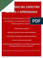 TRASTORNO DEL ESPECTRO AUTISTA Y APRENDIZAJE - UN ENFOQUE COGNITIVO CONDUCTUAL EN EL ARTE
