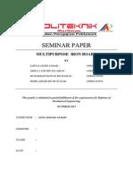 Muka Depan (Seminar Paper)
