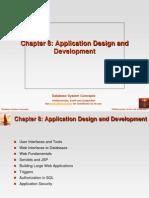 8. Application Design