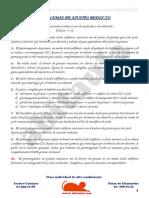 Problemas de Ajustes Redox (II)