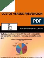 Costos Versus Prevencion