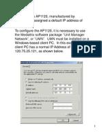 AP1120 Installation Guide