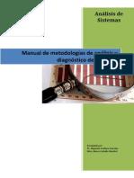 Manual de Metodologias de Analisis y Diagnostico