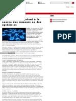 Actu Epfl Ch News Les Maths Remontent a La Source Des Rumeur(2)