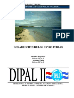 Arrecifes Cayos Perlas