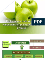 Cursul 8 Implementare Role of Performance Measurement Indicators in Policy Evaluation