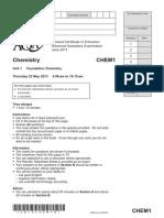 Aqa Chem1 Qp Jun13