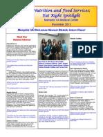 nfs newsletter november 2013