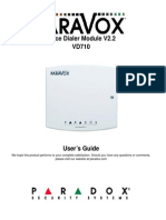 VD-710 User Manual