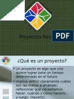 Proyectos Rover 2