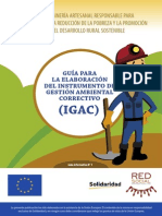 Guía para la Elaboracion de IGAC