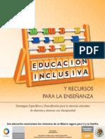 Estrategias  Estrategias  Específicas y Diversificadas para la atención educativa