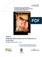 Cuaderno de Trabajo Bullying NL