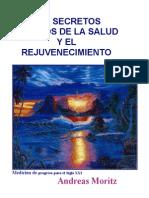 LOS SECRETOS ETERNOS DE LA SALUD - ANDREAS MORITZ EN ESPAÑOL COMPLETO