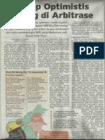 Churcill Case - Bisnis Indonesia Kamis 02022014