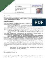 Curriculum Antonio Lago