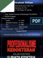 Bs Profesionalisme Dalam Konteks Uupk Lampung Sept2007