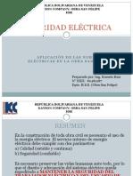 NORMAS ELÉCTRICAS VENEZOLANAS