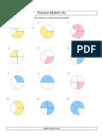 Fractions Modeling 2345 All