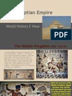 e hour - egyptian empire