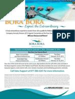 MNL Bora Bora 2014