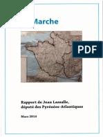 Rapport LaMarche JeanLassalle