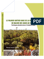 66115812 Le Palmier Dattier Base de La Mise en Valeur Des Oasis Au Maroc